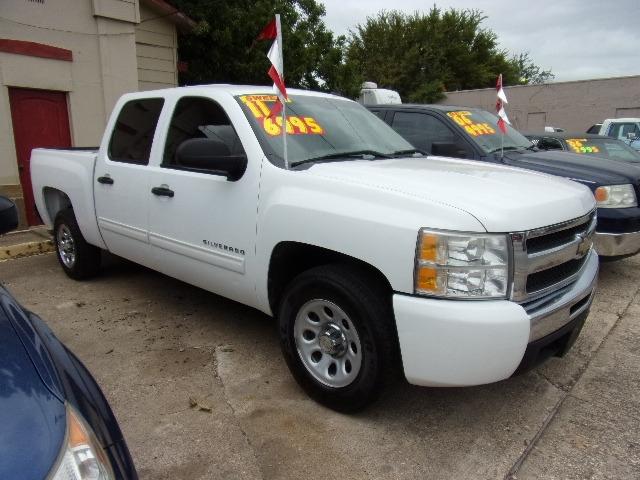 Chevrolet Silverado 1500 2011 price $6,995