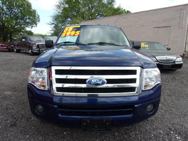 Ford Expedition EL XLT Flex Fuel 2009 price $8,995