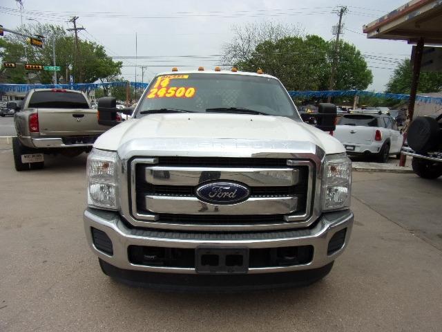 Ford Super Duty F-350 DRW 2014 price $24,500