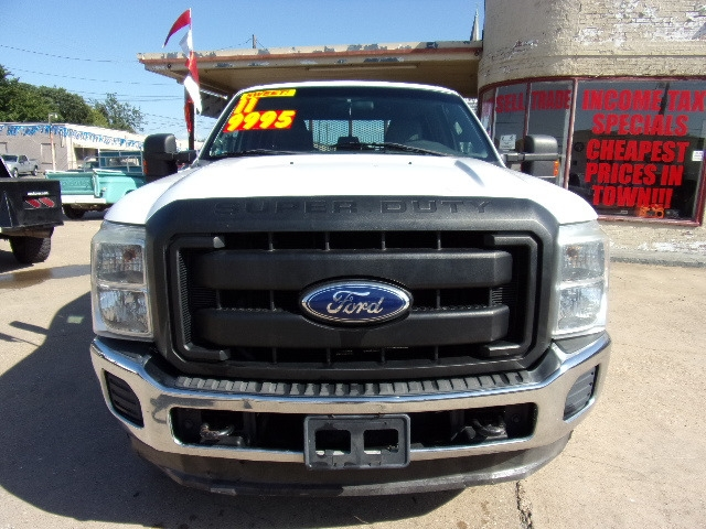 Ford Super Duty F-250 SRW 2011 price $9,995