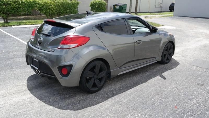 Hyundai Veloster 2014 price $8,999
