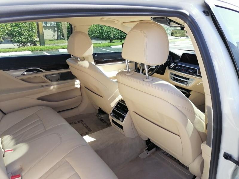 BMW 7 Series 2018 price $34,999