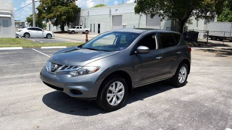 Nissan Murano 2013 price $8,499