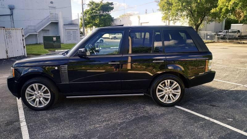 Land Rover Range Rover 2011 price $13,999