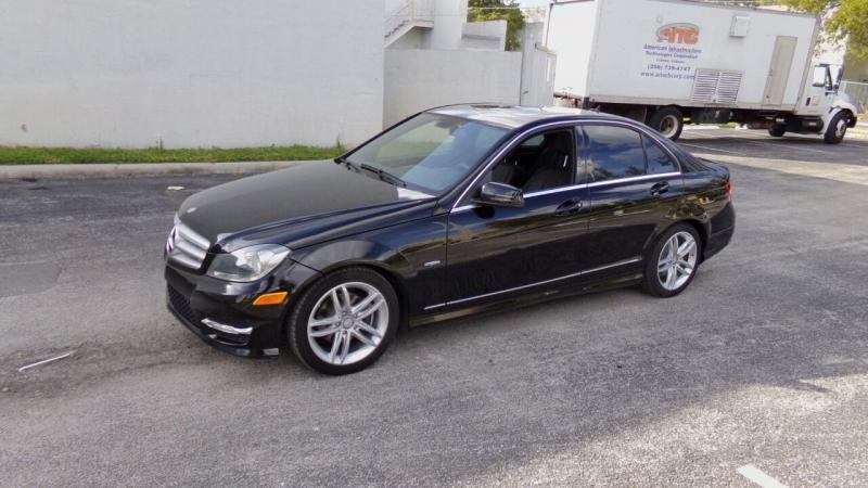 Mercedes-Benz C-Class 2012 price $7,999
