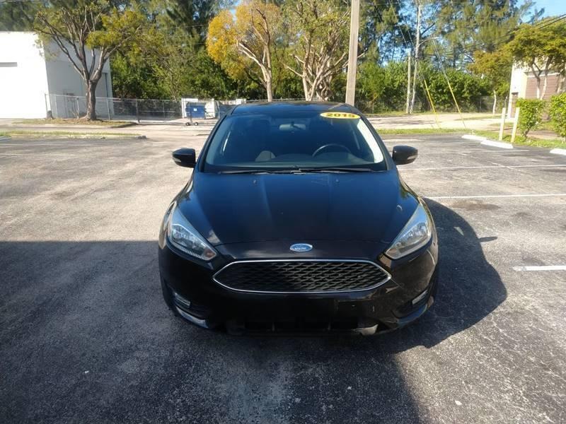 Ford Focus 2015 price $6,999