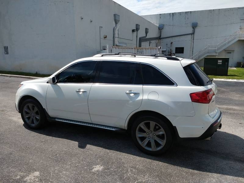 Acura MDX 2011 price $10,999
