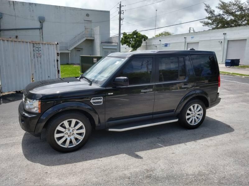 Land Rover LR4 2013 price $16,499