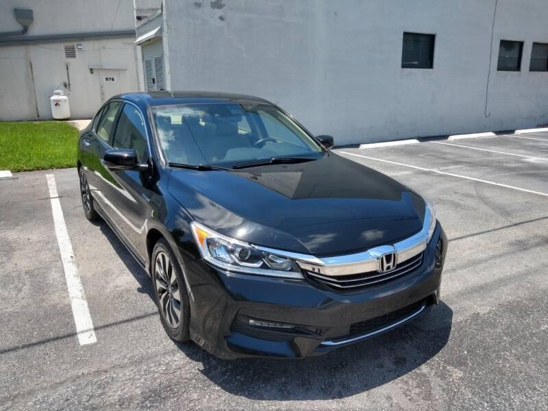 Honda Accord Hybrid 2017 price $10,999
