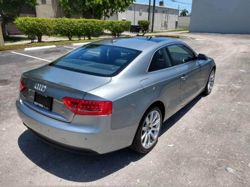 Audi A5 2011 price $9,999