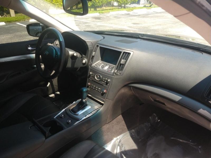 Infiniti G37 Sedan 2013 price $8,999