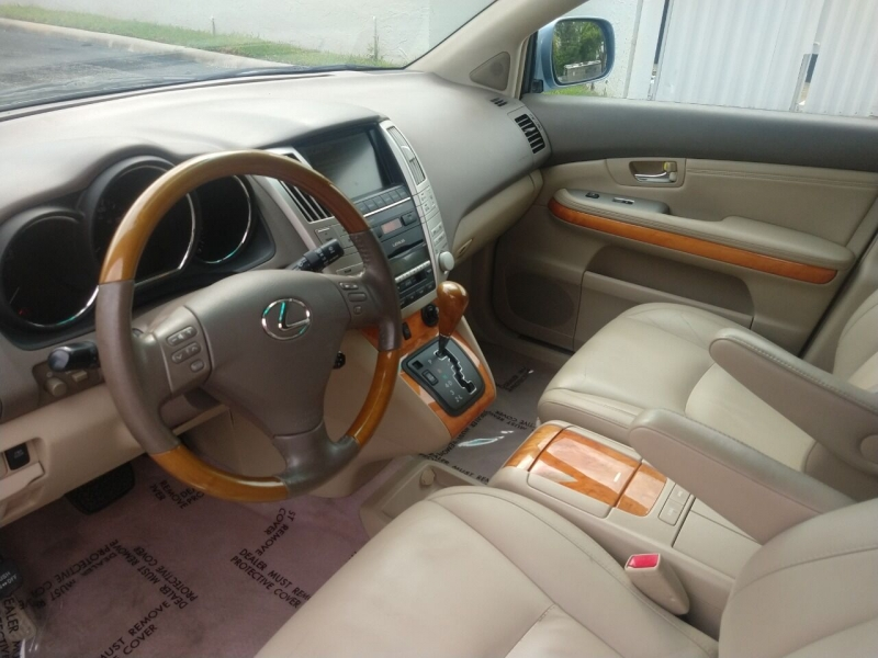 Lexus RX 350 2007 price $7,999
