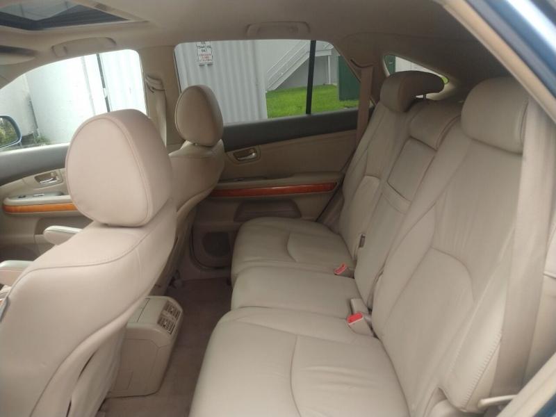 Lexus RX 350 2007 price $1