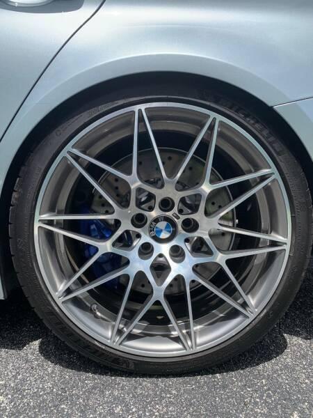 BMW M3 2017 price $42,999