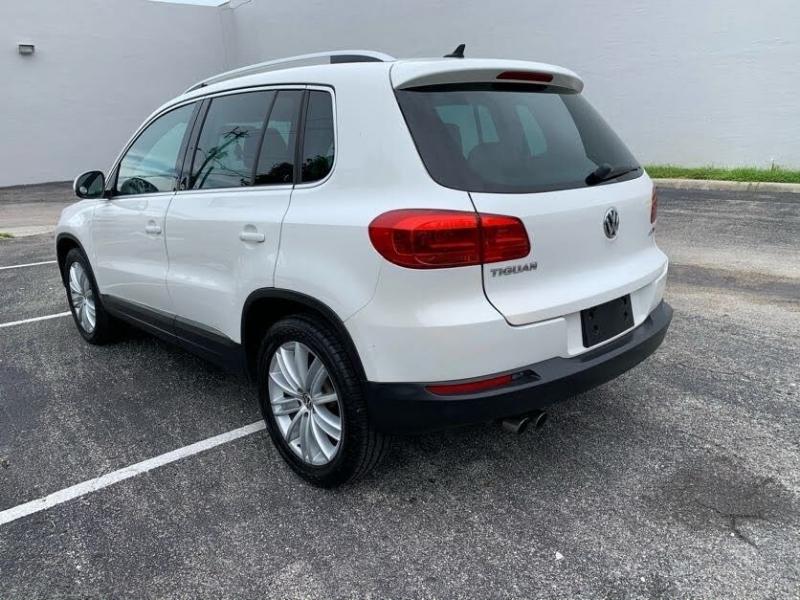 Volkswagen Tiguan 2012 price $6,999