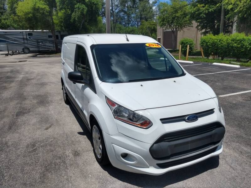 Ford Transit Connect Cargo 2016 price $11,999