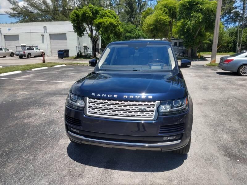 Land Rover Range Rover 2016 price $38,999