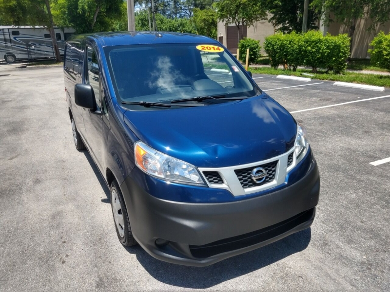 Nissan NV200 2014 price $9,999