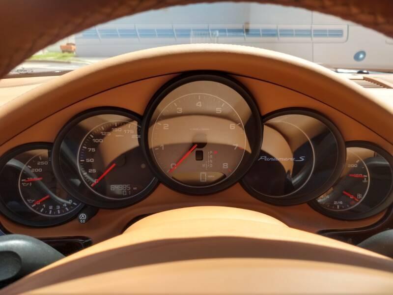 Porsche Panamera 2010 price $26,499