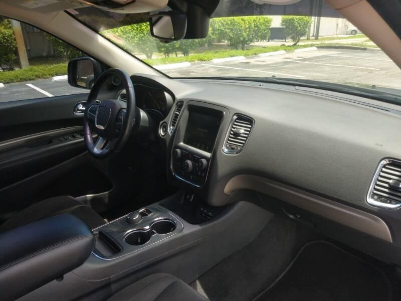 Dodge Durango 2014 price $14,999