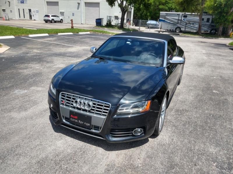 Audi S5 2010 price $14,999