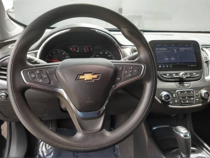 Chevrolet Malibu 2020 price $14,999