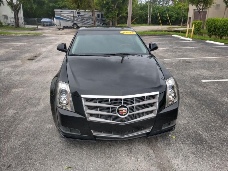 Cadillac CTS 2011 price $11,999