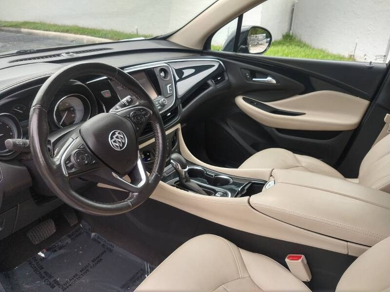 Buick Envision 2017 price $16,999