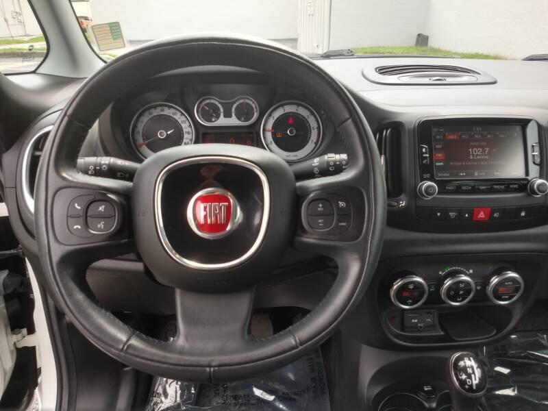 FIAT 500L 2014 price $9,499