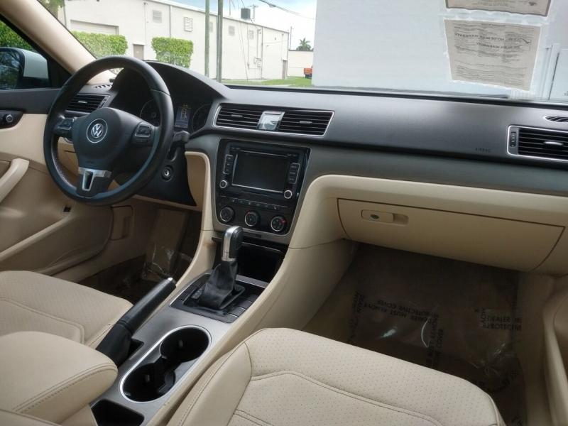 Volkswagen Passat 2015 price $10,999