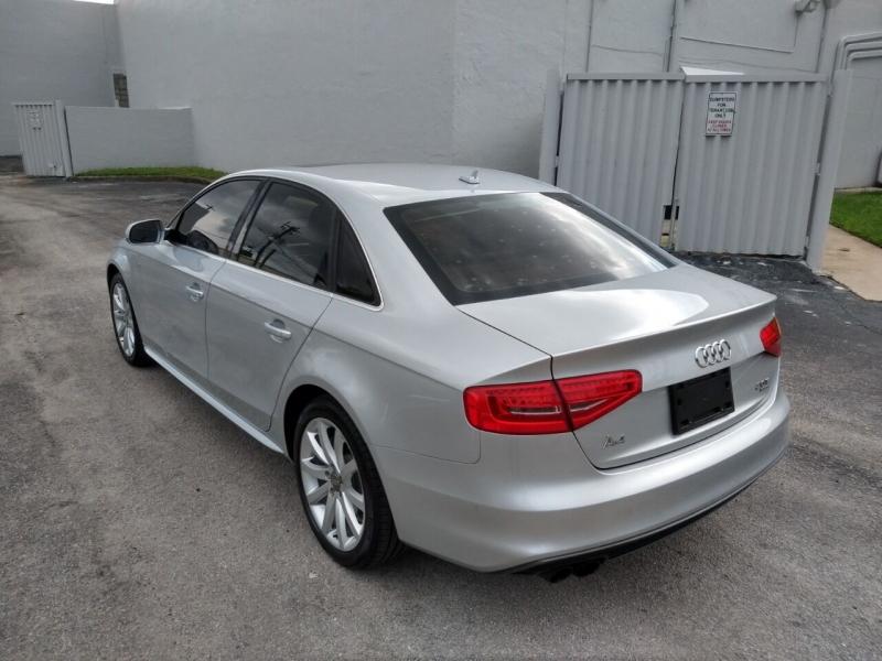 Audi A4 2014 price $13,999