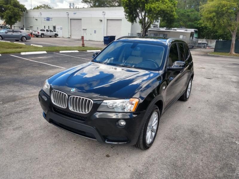 BMW X3 2013 price $9,499