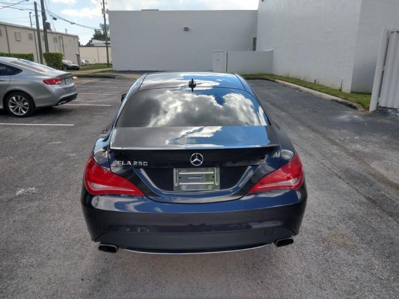 Mercedes-Benz CLA 2014 price $14,999