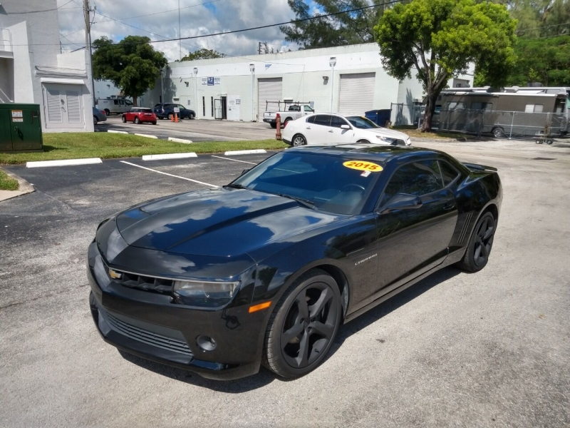 Chevrolet Camaro 2015 price $15,500