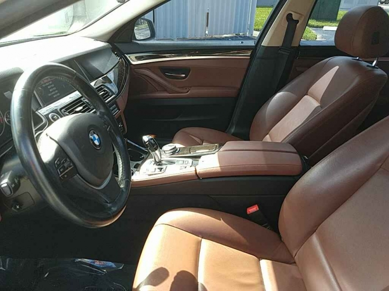 BMW 5 Series 2015 price $13,999