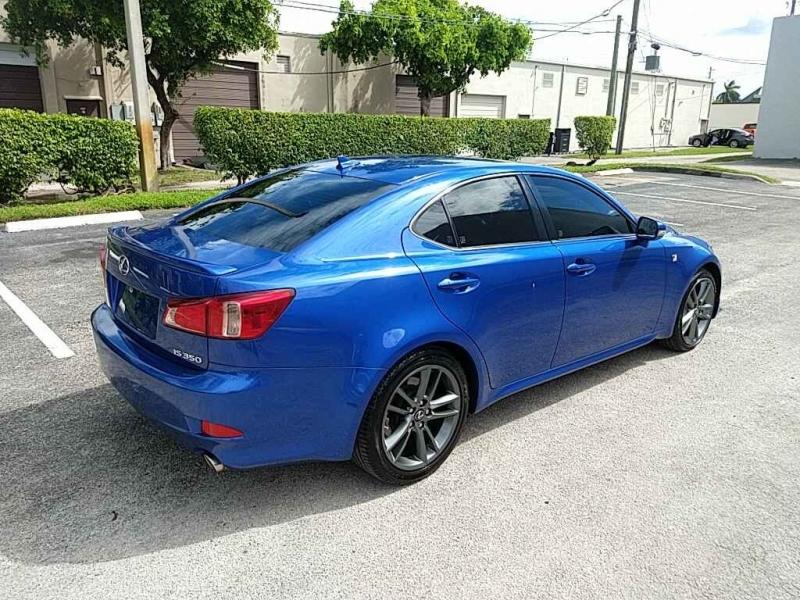 Lexus IS 350 2013 price $17,999