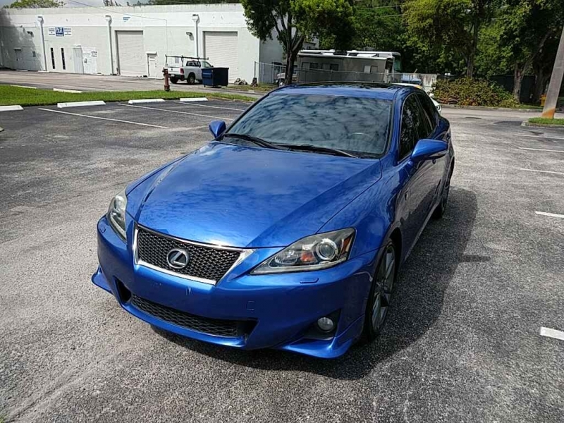 Lexus IS 350 2013 price $16,999