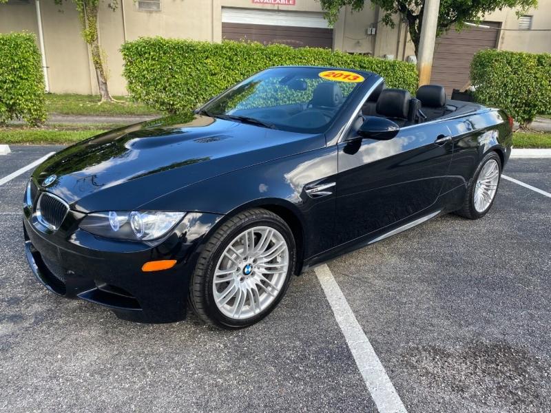 BMW M3 2013 price $27,499