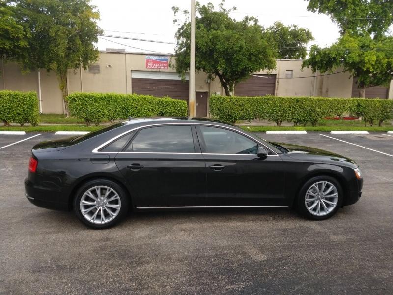 Audi A8 L 2012 price $20,999