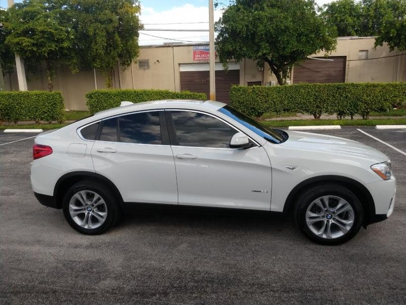 BMW X4 2015 price $20,999