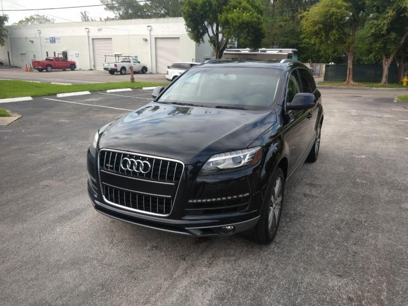 Audi Q7 2013 price $14,999