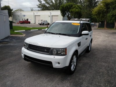 Used Land Rover Range Rover Sport Hallandale Beach Fl