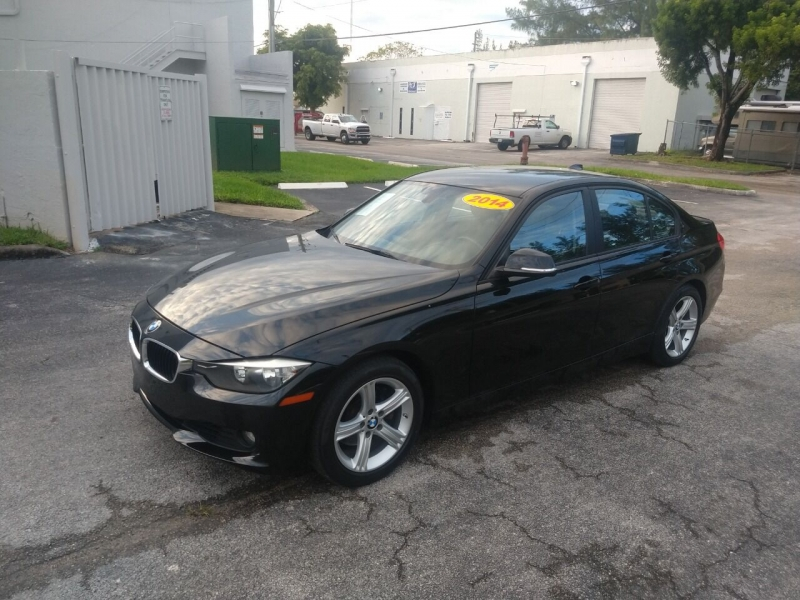 BMW 3 Series 2014 price $13,499