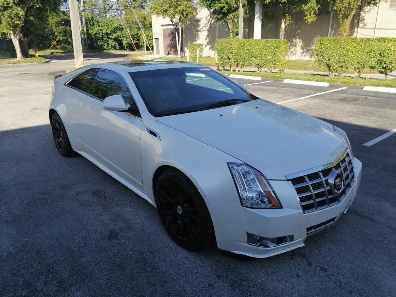 Cadillac CTS 2013 price $14,999