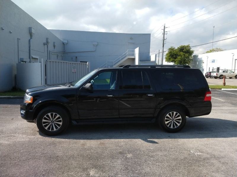 Ford Expedition EL 2017 price $16,999