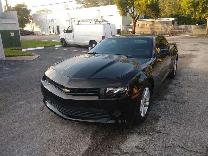 Chevrolet Camaro 2014 price $10,999