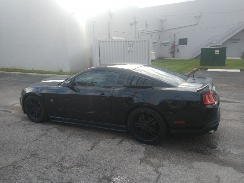 Ford Mustang 2012 price $6,499