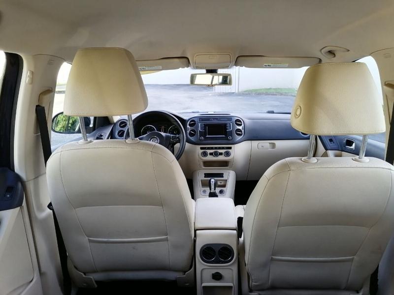 Volkswagen Tiguan 2016 price $9,999