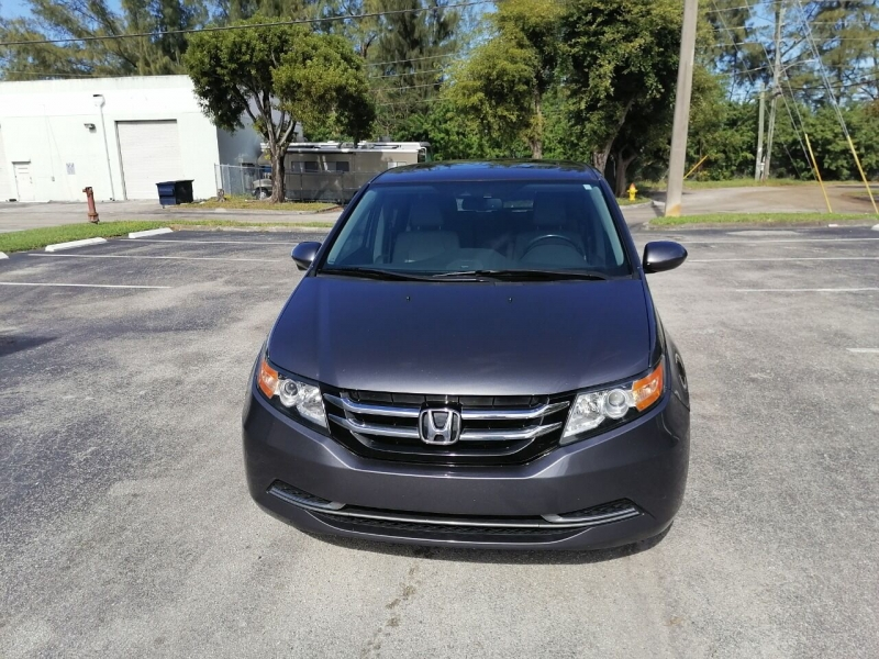 Honda Odyssey 2016 price $13,999