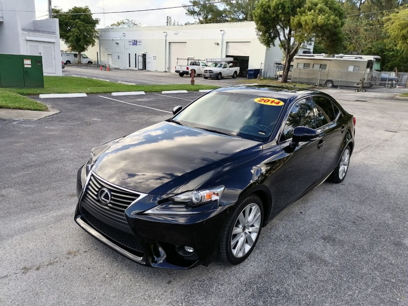 Lexus IS 250 2015 price $14,999